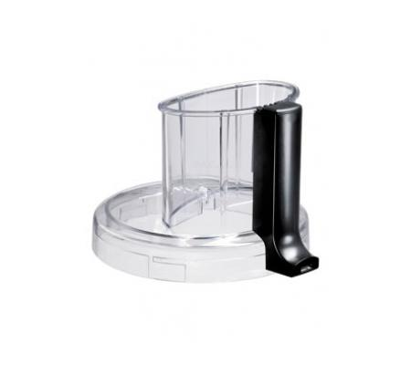 Kitchenaid Work Bowl Cover With Ultra Wide Mouth Feed Tube