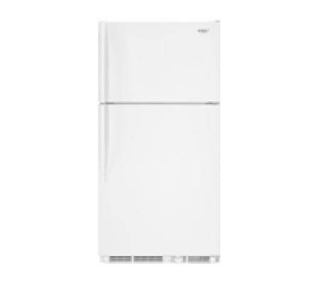 Whirlpool 18 Cu Ft Top Mount Refrigerator