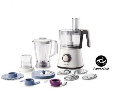 Small High Performance Food Processor