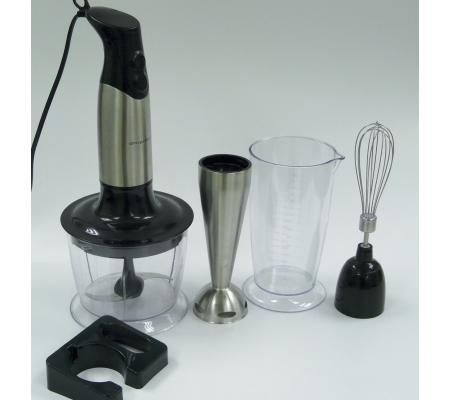 Frigidaire Stainless Steel Hand Blender with Chopper