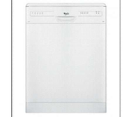 Whirlpool Self Heating Dishwasher 220-240 Volt /50 Hertz