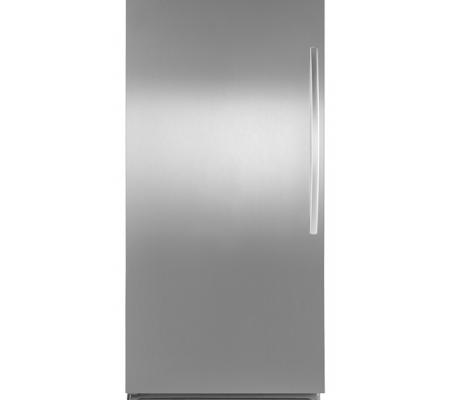 Whirlpool 18 cu.ft. Stainless Upright Freezer