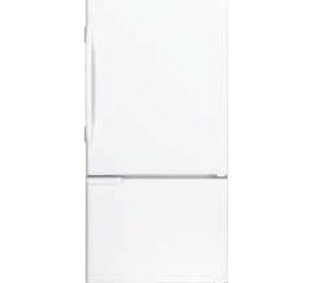 Whirlpool 22 cu.ft. Bottom Mount Refrigerator