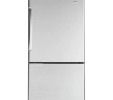 Whirlpool 22 cu.ft. Bottom Mount Refrigerators