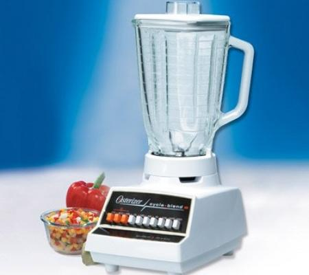 Oster 10 Speed Blender with Glass Jar