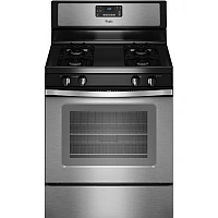 Whirlpool Self Cleaning 30 Inch Gas Oven...