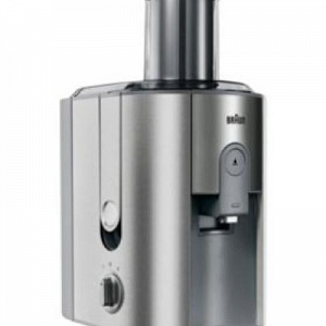 Braun Stainless Steel Juice Extractor PLUS