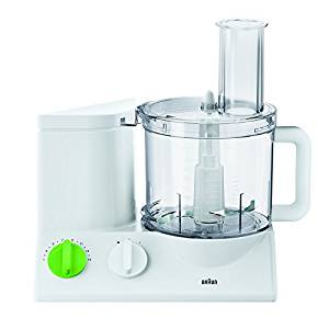 Braun 600 watt Food Processor