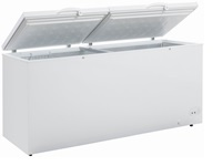 Double Door Chest Freezer 22 cubic feet