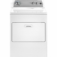 Whirlpool 15kg Electric Dryer with Hampe...