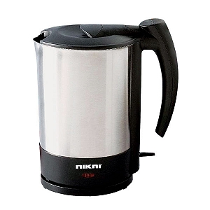 Nikai 1.7L Stainless Steel Kettle