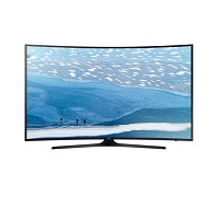 Smasung 49 inch Curved Smart LED 4K