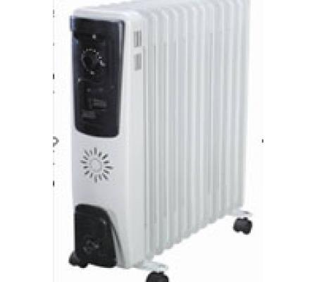 Black Amp Decker 2800watt Oil Heat Radiator