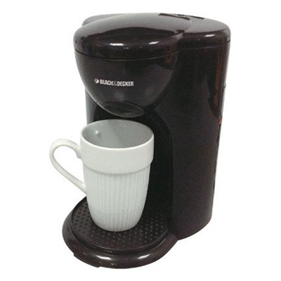 Black & Decker Personal 1 Cup Coffee Maker