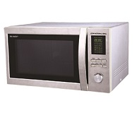 Sharp 42 Liter Grill Convection Microwave Oven