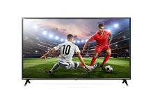 LG 55 inch Smart 4K LED FLAT TV