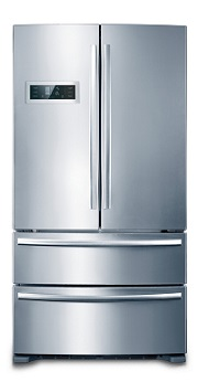 Whirlpool 23 Cu. Ft. Stainless Steel 4-Door French Door