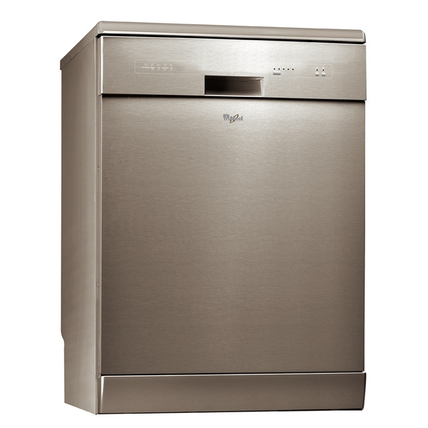 Whirlpool 5 program Stainless Steel Dishwasher