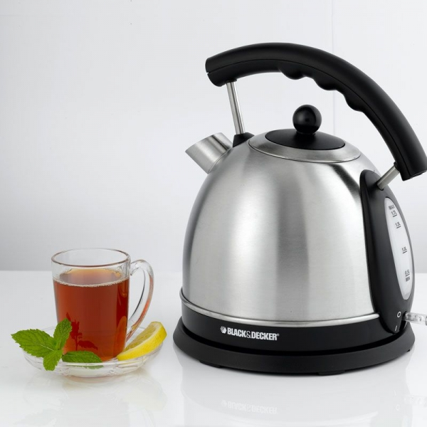Black & Decker 1.7 Liter Cordless Kettle